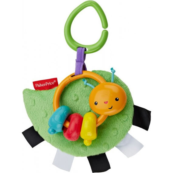 Брязкальце Равлик/Бджілка в ас.(2) Fisher-Price-1