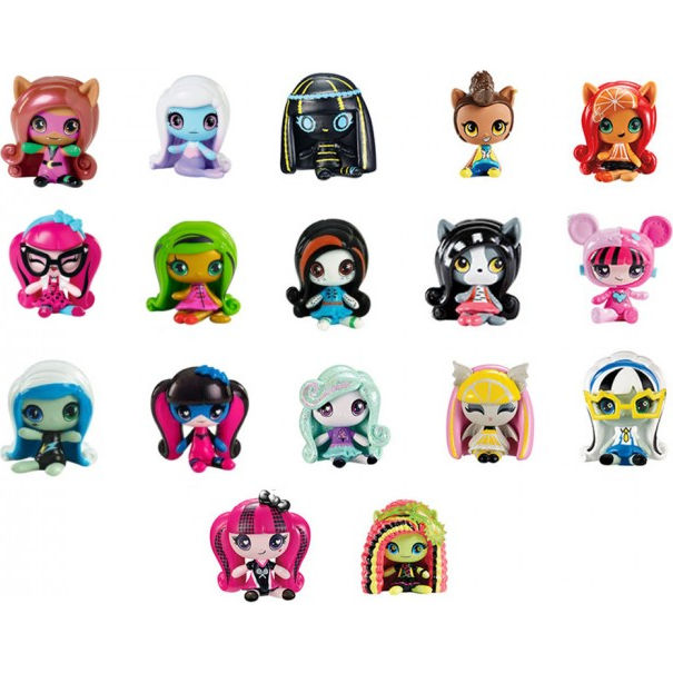 Мини-монстр Monster High в асс.(35)