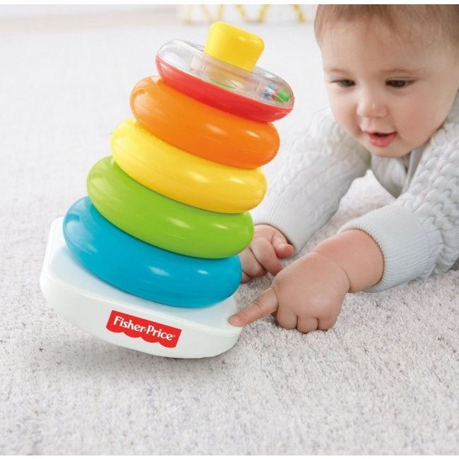 Пирамидка Fisher-Price-1